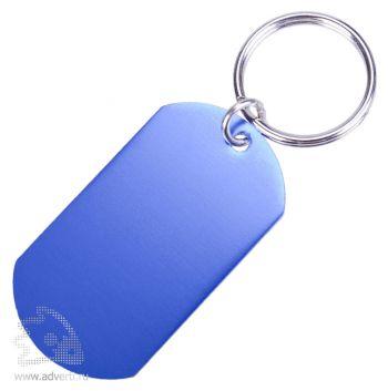 Брелок «Tag», синий