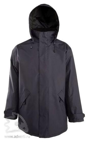 Куртка «River», черная