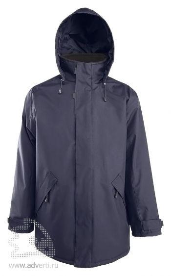 Куртка «River», темно-синяя
