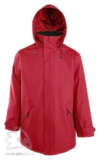 Куртка «River», красная