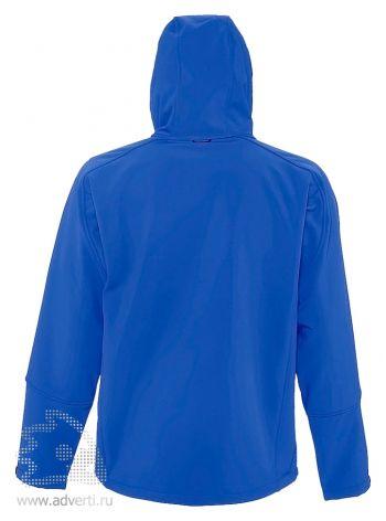 Куртка с капюшоном «Replay Men 340», мужская, спина