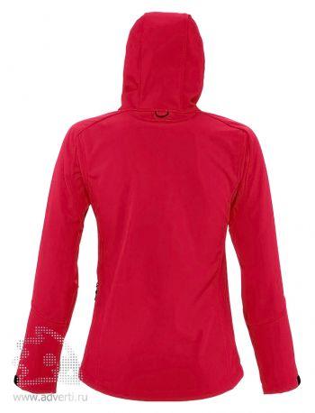 Куртка с капюшоном «Replay Women 340», женская, спина