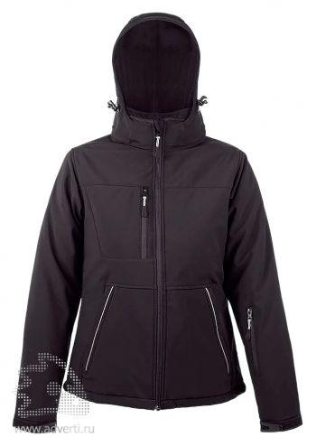 Куртка «Rock Women», женская, черная