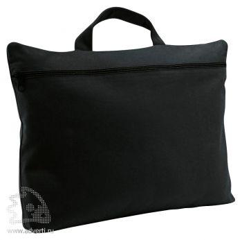 Конференц-сумка-папка «Bi-Ethic Conference», черная