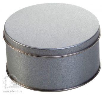Коробка круглая, малая, общий вид