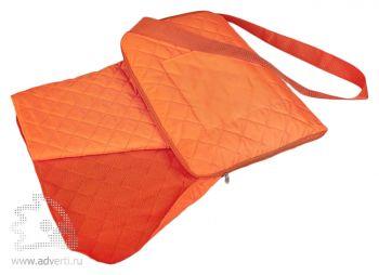 Плед для пикника «Soft & dry», оранжевый