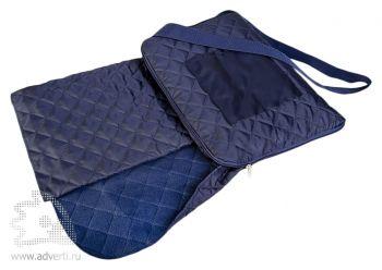 Плед для пикника «Soft & dry», черный