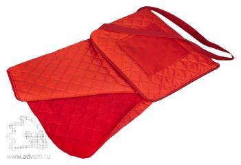 Плед для пикника «Soft & dry», красный