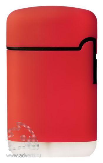 Зажигалка «Zenga», красная