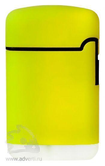 Зажигалка «Zenga», желтая