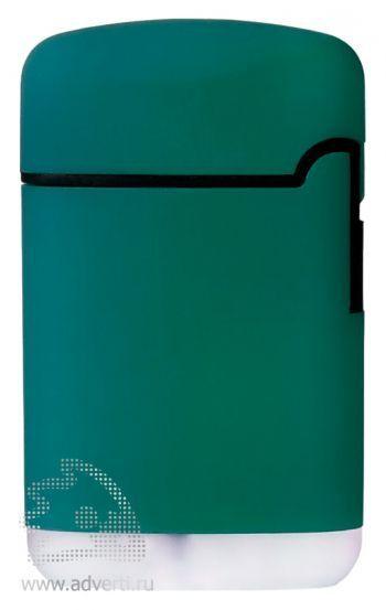 Зажигалка «Zenga», зеленая