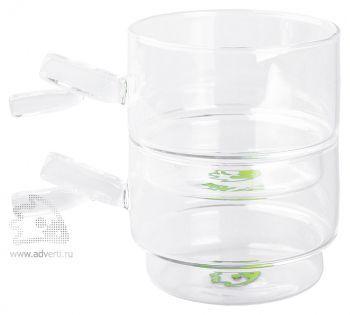 Чайный набор «Glass Spring», чашки