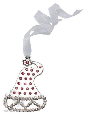 Елочное украшение «Колпак Деда Мороза»