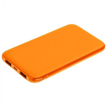 внешний аккумулятор, оранжевый