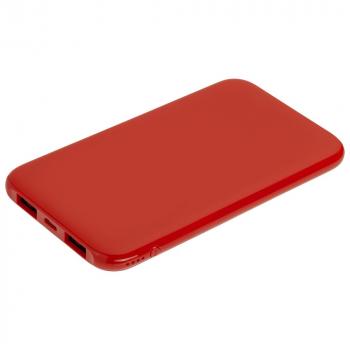 внешний аккумулятор, красный