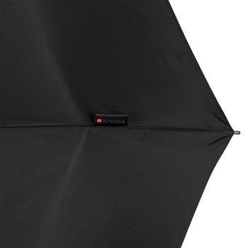 Зонт складной «811 X1», черный, с биркой