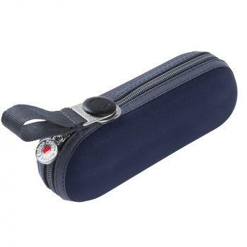 Зонт складной «811 X1», синий
