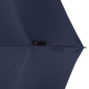 Зонт складной «811 X1», синий, с биркой