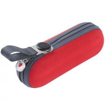 Зонт складной «811 X1», красный