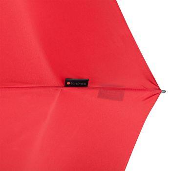 Зонт складной «811 X1», красный, с биркой