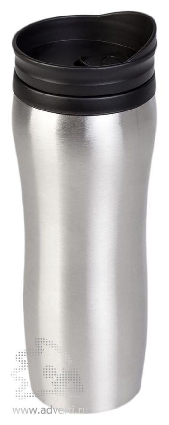 Термостакан «Shape», серебристый