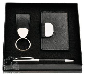 Набор подарочный «Брифинг», упаковка
