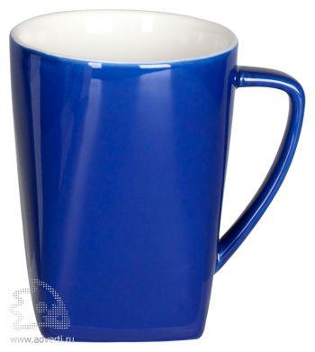 Кружка «Elegance», синяя