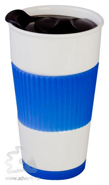 Кружка «To go» синяя