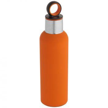 Термобутылка «Sherp», оранжевая