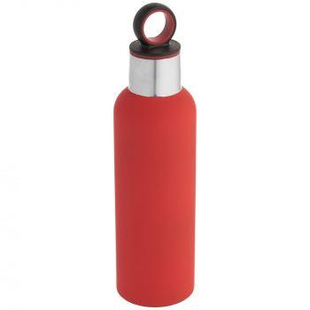 Термобутылка «Sherp», красная