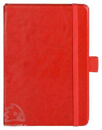 Блокнот «Freenote», красный