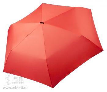 Зонт «Unit Slim», красный
