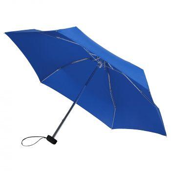Зонт складной «Unit Five», механический, синий