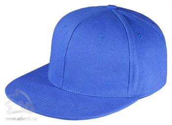 Бейсболка «Unit Snapback», синяя