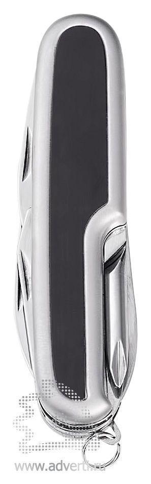 Нож-мультиинструмент Richartz «Steel Design maxi 5», закрытый со второй стороны