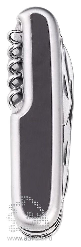 Нож-мультиинструмент «Steel Design maxi 7», сложенный, с другой стороны