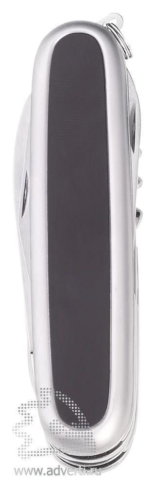 Нож-мультиинструмент «Steel Design maxi 7», сложенный, с одной стороны