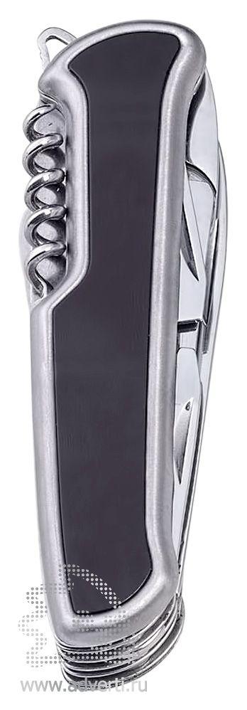 Нож-мультиинструмент «Magnum 8», закрытый с другой стороны
