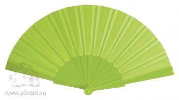 Складной веер «Фан-фан», зеленый