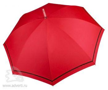 Зонт-трость «Piano», раскрытый купол