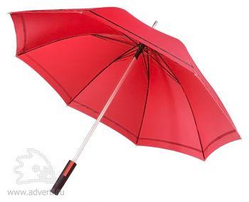 Зонт-трость «Piano», красный