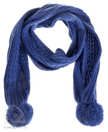 Шарф «Comfort», синий