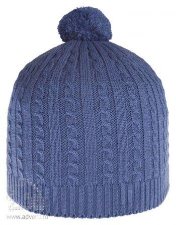 Шапка «Comfort», синяя