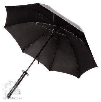 Купить Зонт-трость «Самурай», полуавтомат по оптовой цене в Адверти