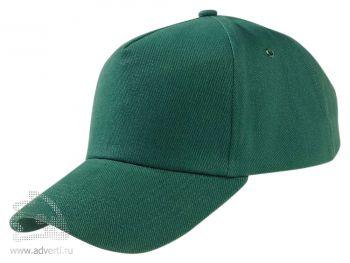 Бейсболка «Unit Kids», детская, зеленая