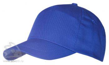 Бейсболка «Unit First», синяя