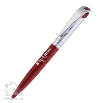 Ручка шариковая «I-ROQ» Klio Eterna, красная