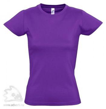 Футболка «Imperial Women 190», женская, фиолетовая