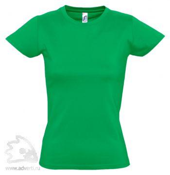 Футболка «Imperial Women 190», женская, зеленая