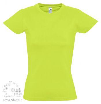Футболка «Imperial Women 190», женская, светло-зеленая